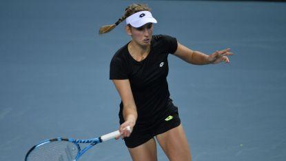 Elise Mertens uitgeschakeld in Doha - Kwartfinale Davis Cup in Nashville