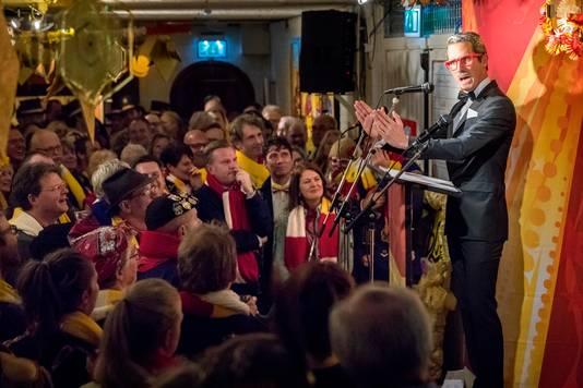 Meervoudig winnaar Pieter Paul Slikker van de PvdA.