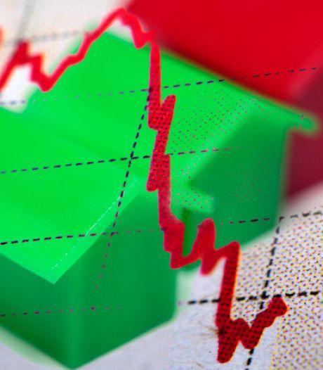 Hypotheekrente kruipt wat omhoog