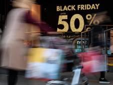 """Le """"Black Friday"""" bat son plein aux États-Unis, mais en ligne"""