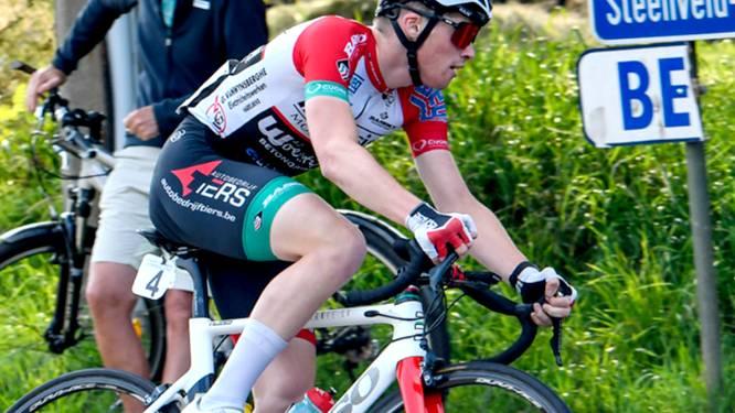 """Floris Van Tricht kiest volgend jaar voor Urbano Cycling Team: """"Ik zocht een nieuwe uitdaging"""""""