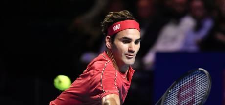 Roger Federer gagne le 1.500e match de sa carrière
