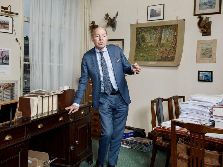 Wim Anker: 'Die compassie voor de underdog hebben we van jongs af aan meegekregen'.   Beeld Jouk Oosterhof