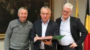 Stad ondertekent charter voor Vredesbomen