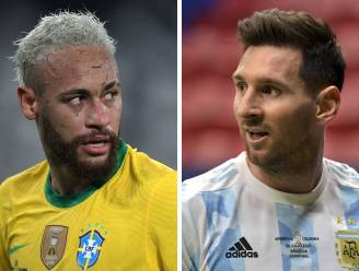 Opvallend: zowel Messi als Neymar tot beste speler van de Copa América verkozen