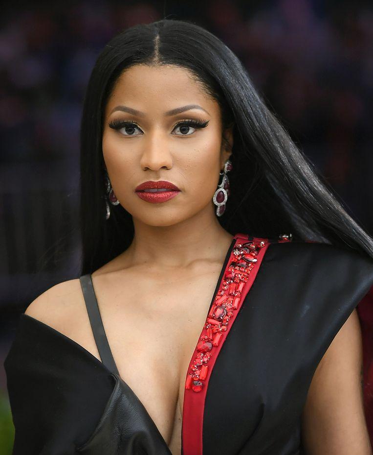 Nicki Minaj Beeld Getty