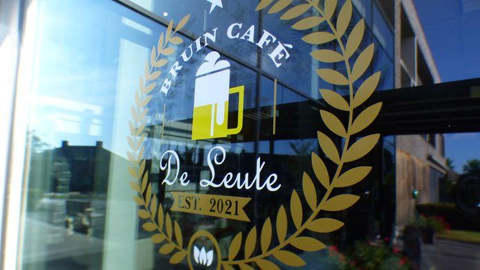 De nieuwe ontspanningsruimte De Leute van WZC De Oever.