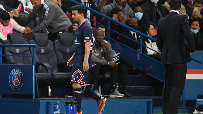 Een trainer die risico's schuwt en onpopulair dúrft te zijn: waarom Pochettino ontevreden Messi wisselde