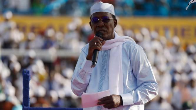President Tsjaad herverkozen voor zesde mandaat