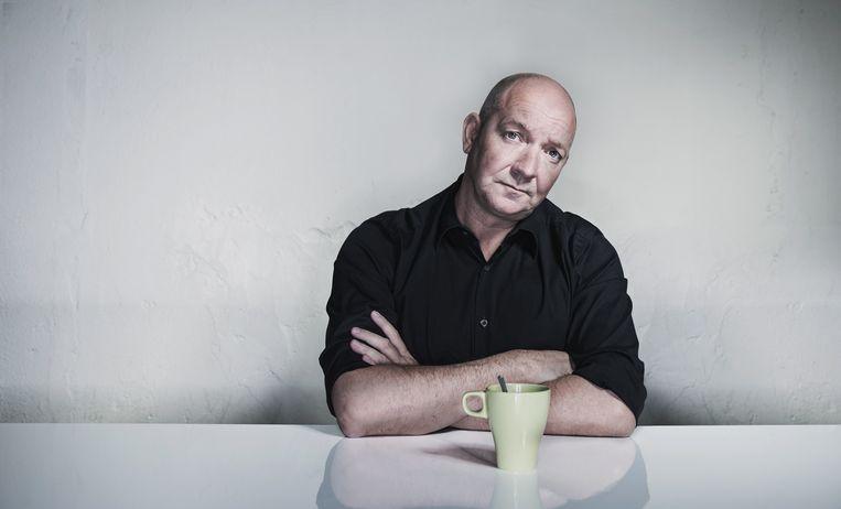 Jens Mortier. 'Creativiteit wordt erkend door de adverteerders en zeker in moeilijke momenten ook wel aangemoedigd.' Beeld Karel Duerinckx