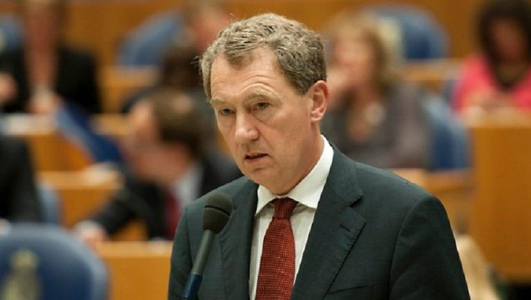 Het CDA-kamerlid Henk Jan Ormel. © anp Beeld