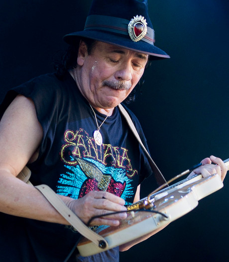 Santana komt naar Ziggo Dome