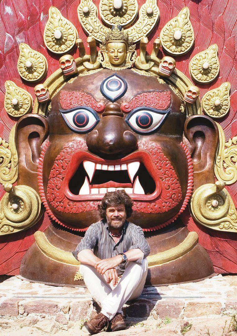 Reinhold Messner. Beeld rv