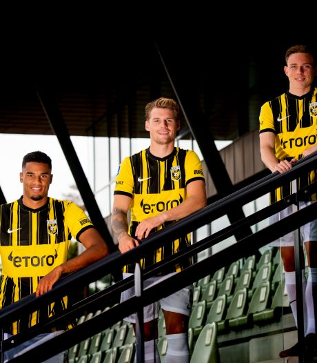 Wereldwijd online handelsplatform eToro nieuwe hoofdsponsor Vitesse
