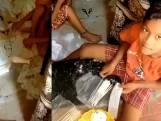 Politie in India ontdekt verontrustende situatie: kinderen verpakken coronatesten in onhygiënische omstandigheden