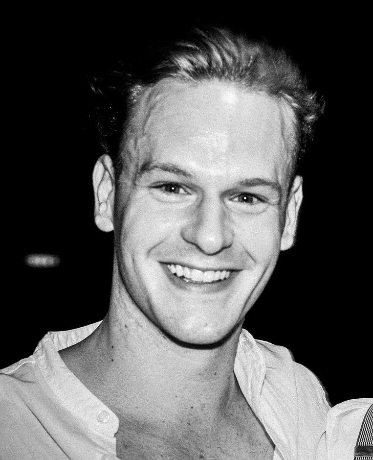 Thomas Garrod-Pullar, een van de initiatiefnemers van Menaswell. Beeld