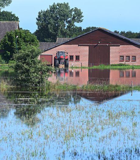 Hoogwatergolf: 'Gevaar voor honderden huizen, 1,5 kilometer dijk was niet gegarandeerd veilig'