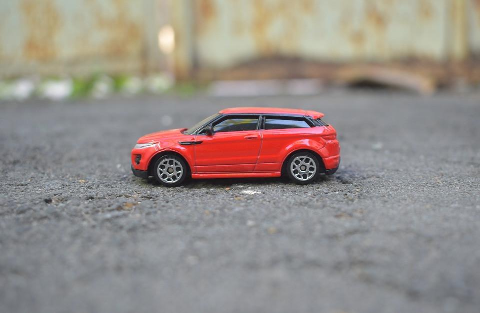 Miniatuur autobeurs