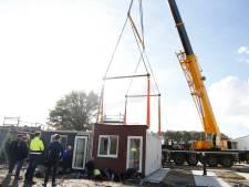 Tijdelijke woonunits tegen verhitte woningmarkt in Eindhoven