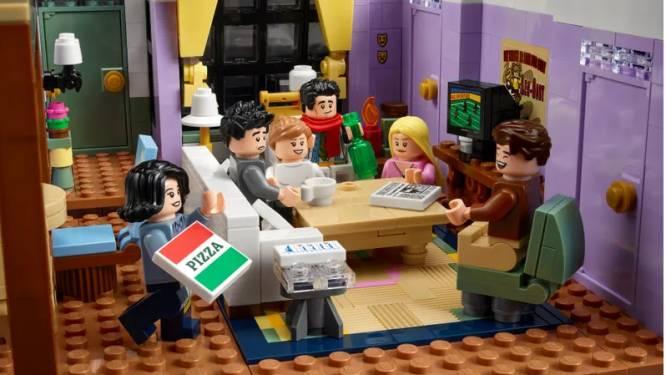 LEGO brengt een 'Friends'-editie uit, speciaal voor de diehardfans van de serie