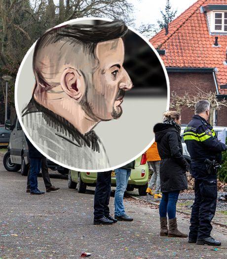 Celstraf voor man die vuurwerkbom in Deventer aanstak, andere verdachten vrijuit: 'Ik ben verbijsterd'