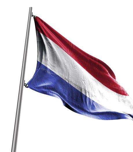 Duitsland hangt de vlag uit op Nederlandse Bevrijdingsdag