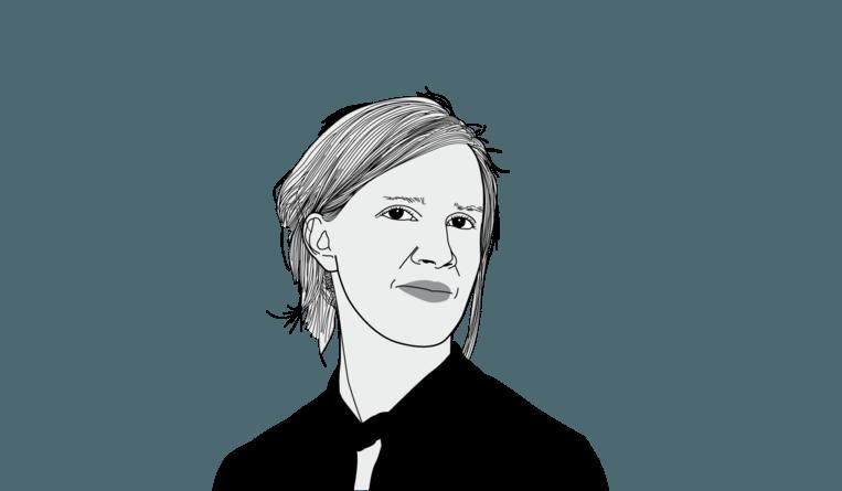 Julie Cafmeyer. Beeld DM