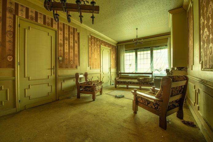 De woonkamer in Kortrijk: voor