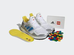 Les nouvelles sneakers personnalisables LEGO