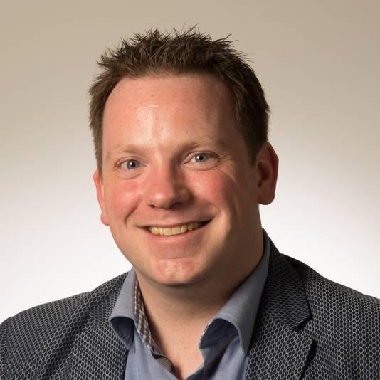 GroenLinks-raadslid Cyriel Prinsen.