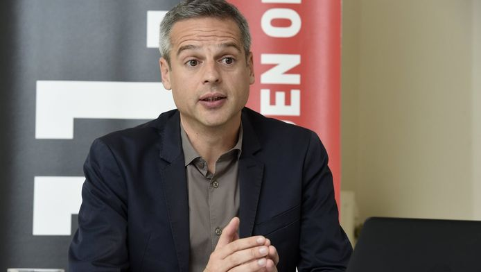 Bogdan Vanden Berghe, directeur général de l'organisation 11.11.11.