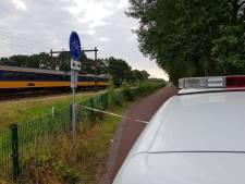 34-jarige Enschedeër overleden na aanrijding met trein tussen Hengelo en Enschede
