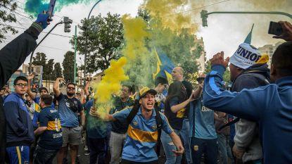 Cry For Me, Argentina: finale Copa Libertadores met scha en schande naar Madrid verhuisd
