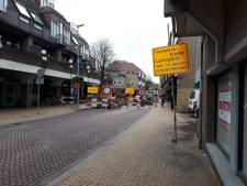 Werkzaamheden aan Leienplein in Apeldoorn begonnen
