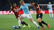 De Bruyne bekroont rentree in de basis meteen met assist in imposante uitzege Man City bij Shakhtar