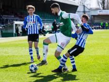 FC Dordrecht begint 'staartweek' tegen Jong AZ