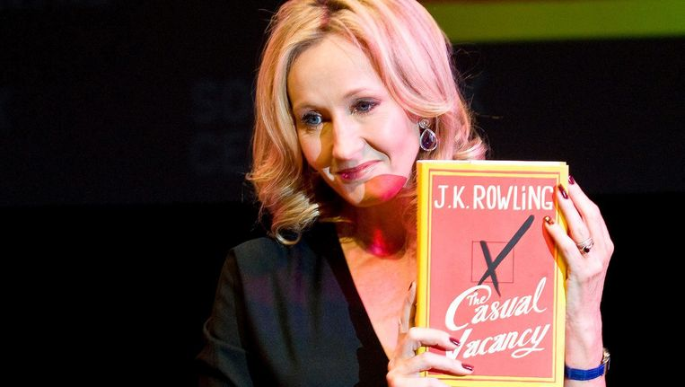 J.K. Rowling Beeld anp
