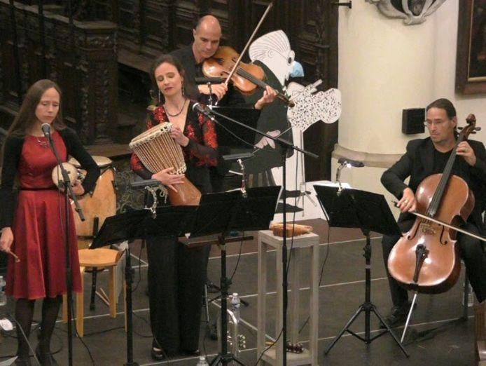 Een vorig concert van Mortsel-Dorp Concerten.