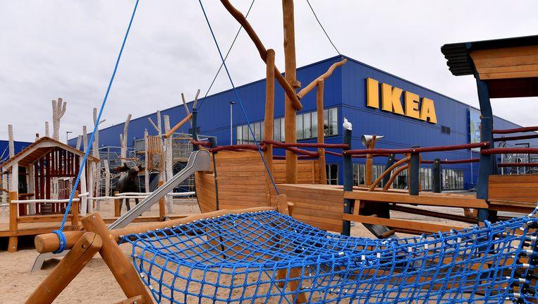Ikea gaat ook zonnepanelen verkopen. Beeld epa
