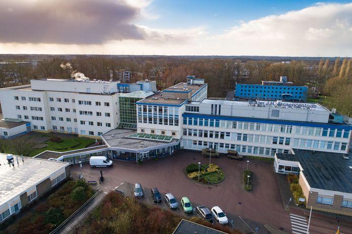 De polikliniek van de IJsselmeerziekenhuizen in Emmeloord zijn in december 2018 gesloten.