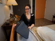 Goede nachtrust dankzij kussen met 'slaapverwekkende' muziek van therapeute uit Zwolle
