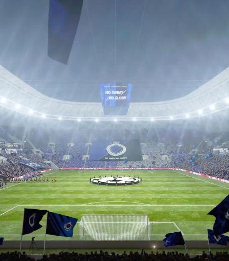 Openbaar onderzoek voor nieuw stadion op Jan Breydel van start