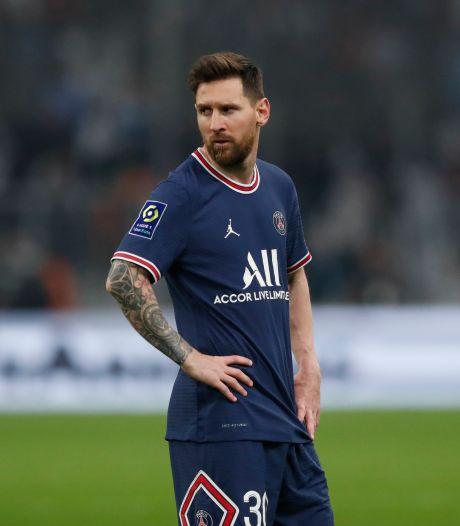 Les statistiques inquiétantes et historiques de Messi en Ligue 1