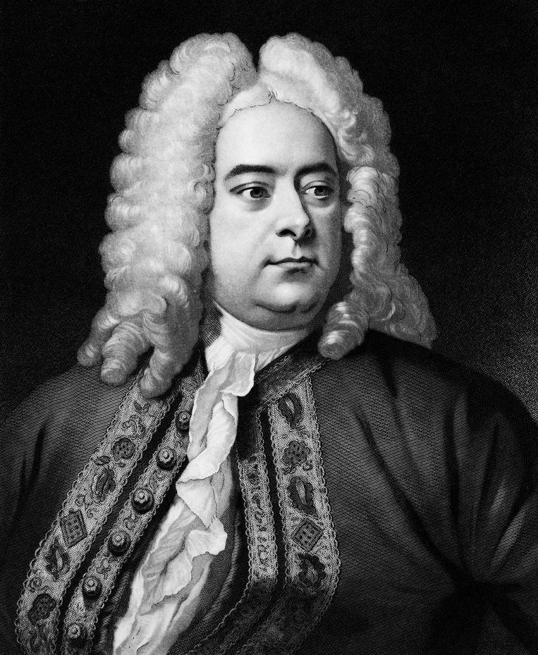 Georg Friedrich Händel Beeld Getty Images