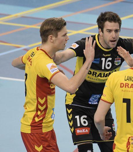 Nieuwe generatie volleyballers staat te trappelen om zich te bewijzen bij Draisma Dynamo