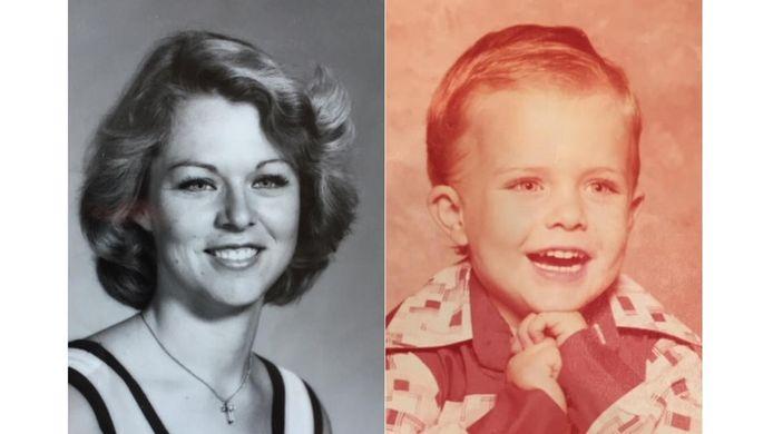 Rhonda Wicht en haar zoontje Donald werden in oktober 1978 vermoord