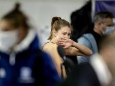 Atlete Koster door het stof na uithaal: 'Sorry voor dit belabberde interview'
