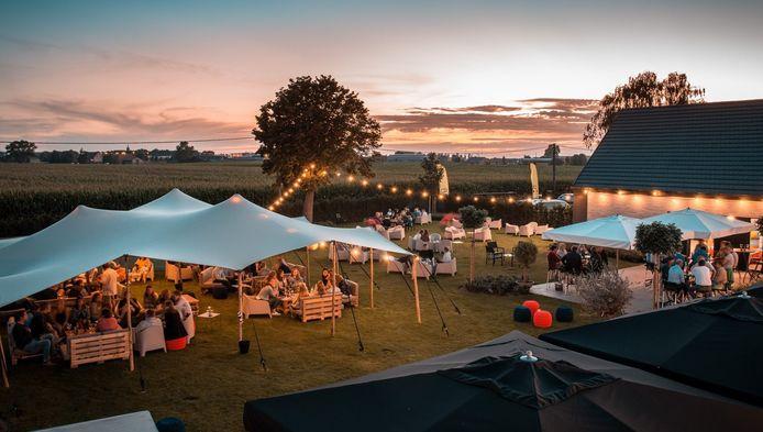 Kjenta Willems opent op 8 juli de tweede editie van Bar-à-Sol