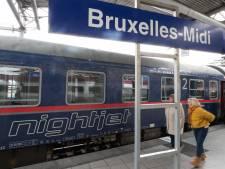 Le retour du train de nuit entre la Belgique et l'Autriche à nouveau reporté