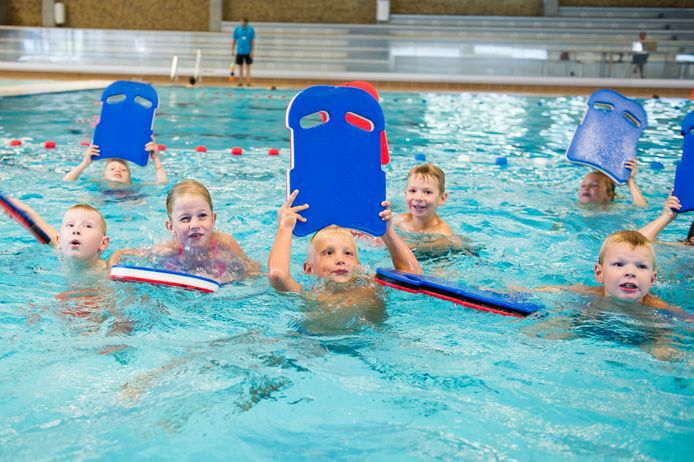 Naast zwemlessen beginnen ook enkele beweegactiviteiten weer in Het Ravijn.